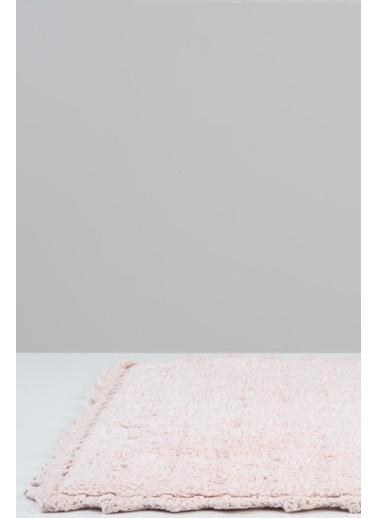 İrya Pamuk Paspas  Garnet 60*90-40*60 Pembe